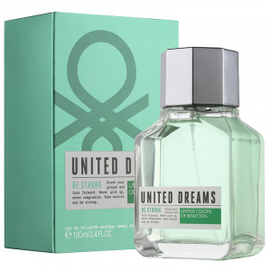 United Dreams Be Strong Edt For Man 100ml
